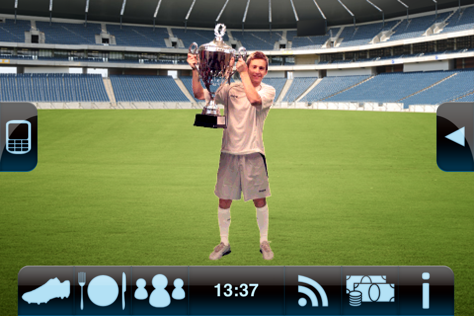 Screenshot Soccer iCon Pro