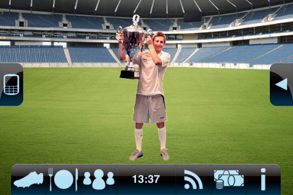 Screenshot Soccer iCon Pro